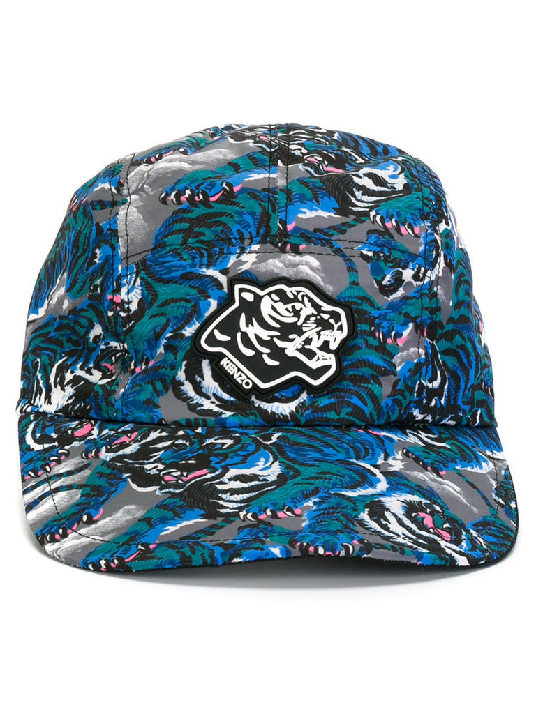 Kenzo - Flying Tiger baseball cap - men - Cotton/Polyester - One Size