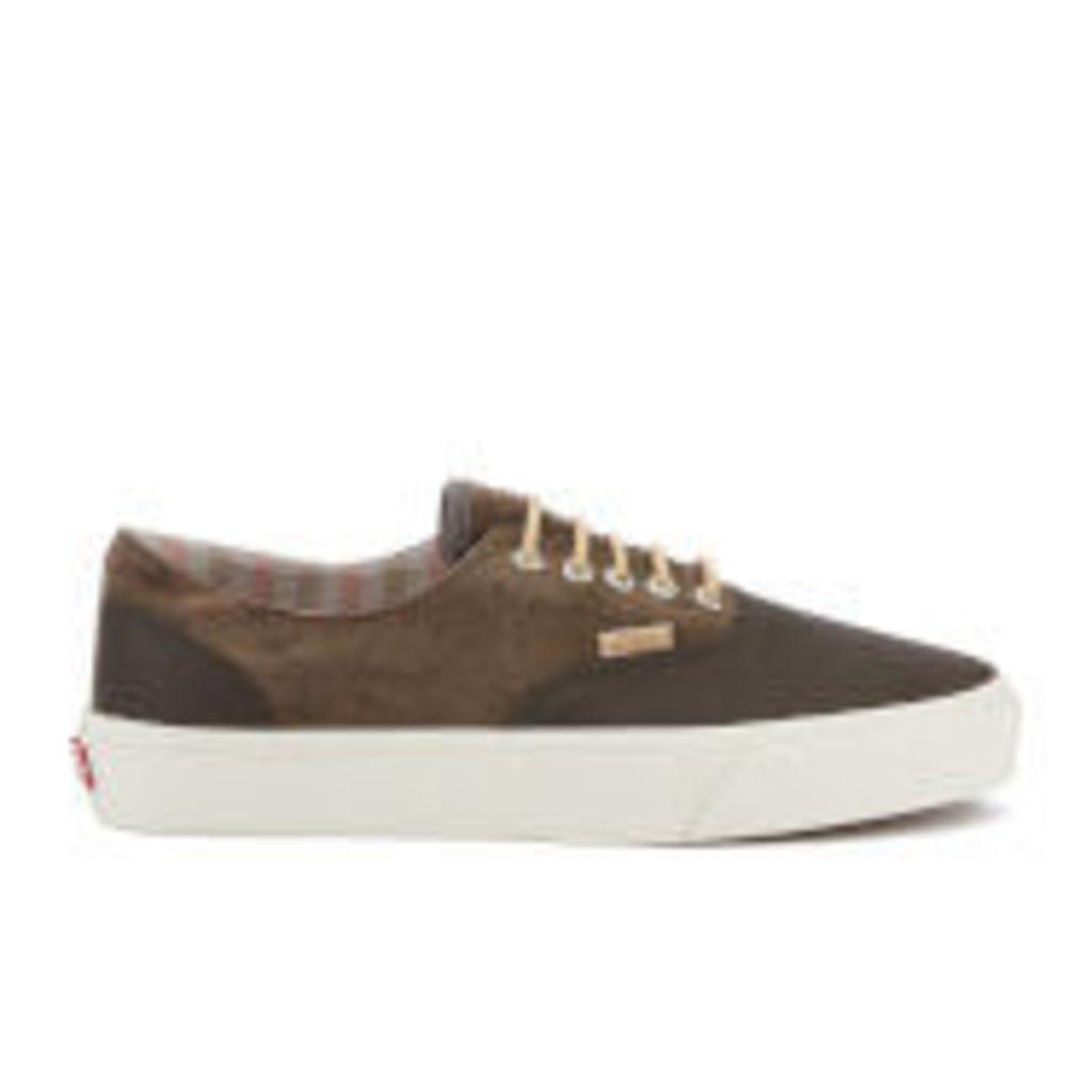 Vans Men's Era Decon Dx Leather/Nubuck Trainers - Wren/Marshmallow - UK 12