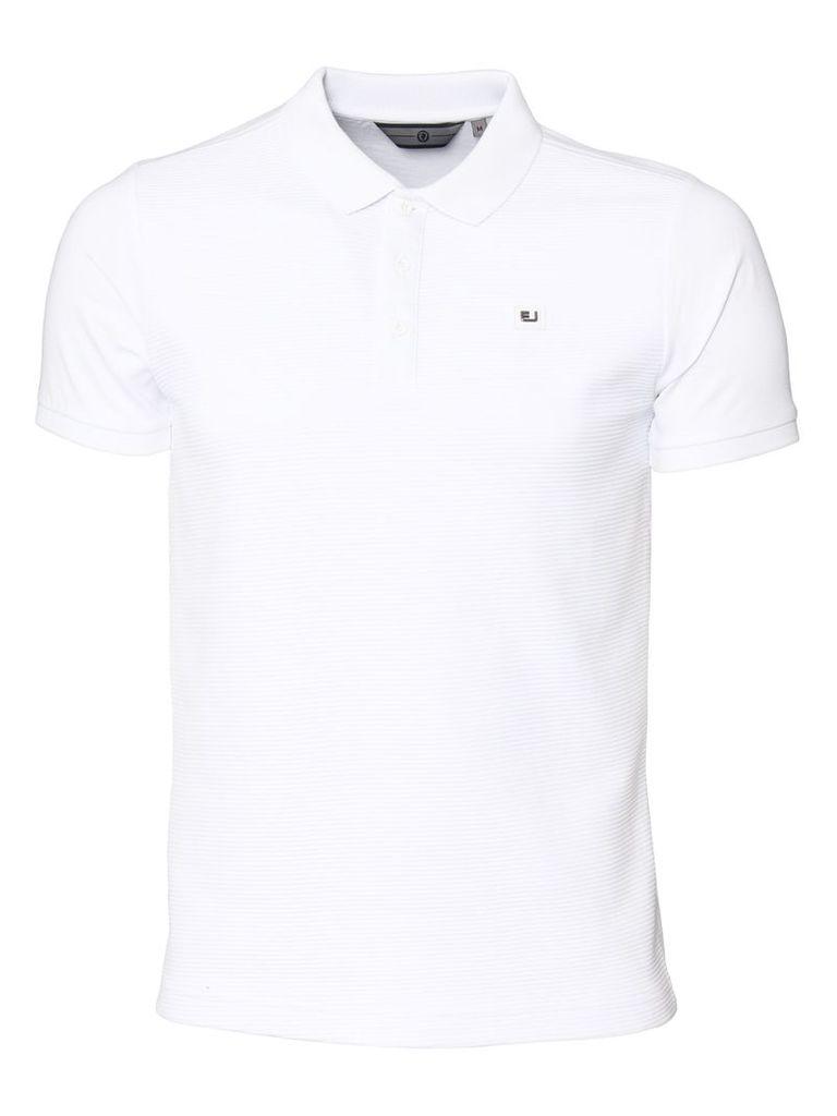 Mens ETO Polo Tshirt Style Regent White