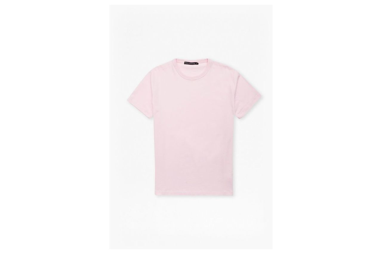 SS17 Classic Cotton T-Shirt - sure pink