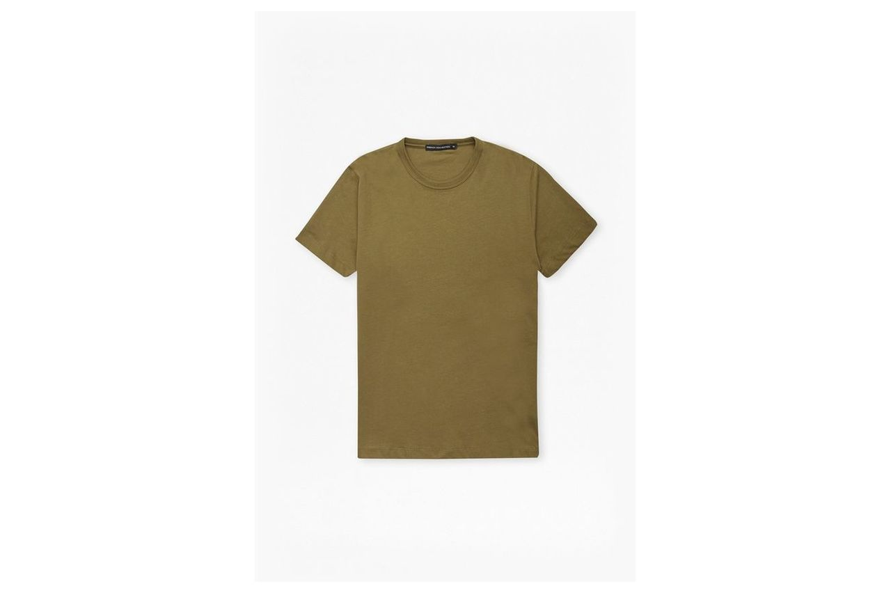 SS17 Classic Cotton T-Shirt - military olive