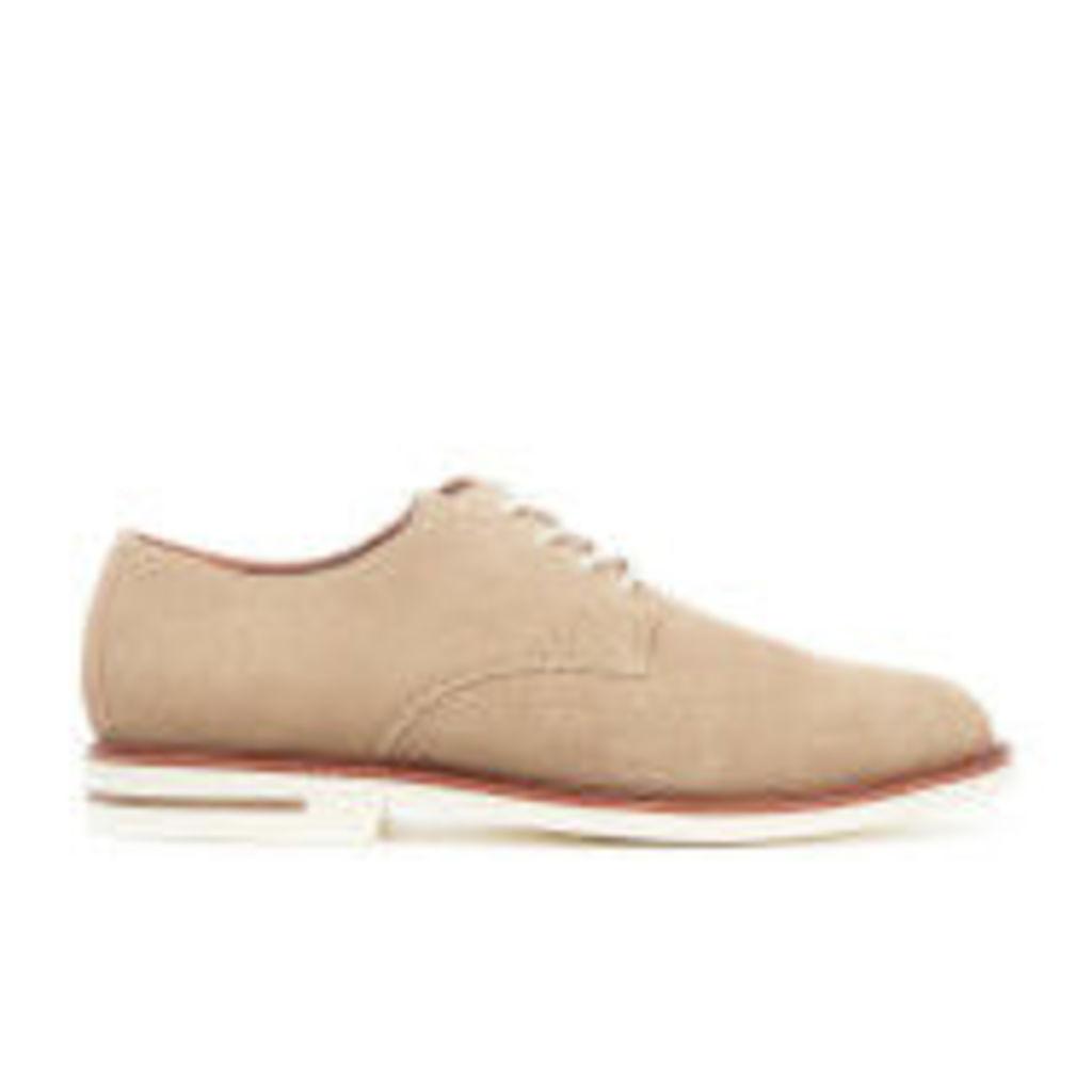 Polo Ralph Lauren Men's Torian Suede Derby Shoes - Milkshake