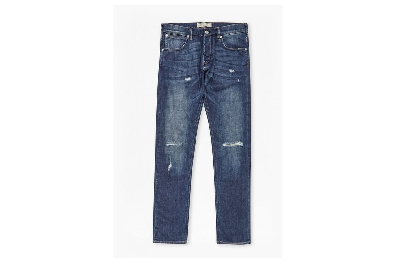 Everyday Stretch Jeans - antique + holes