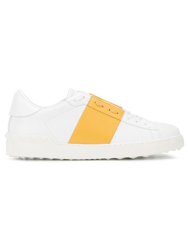 Valentino - Valentino Garavani Open sneakers - men - Leather/rubber - 39.5, White