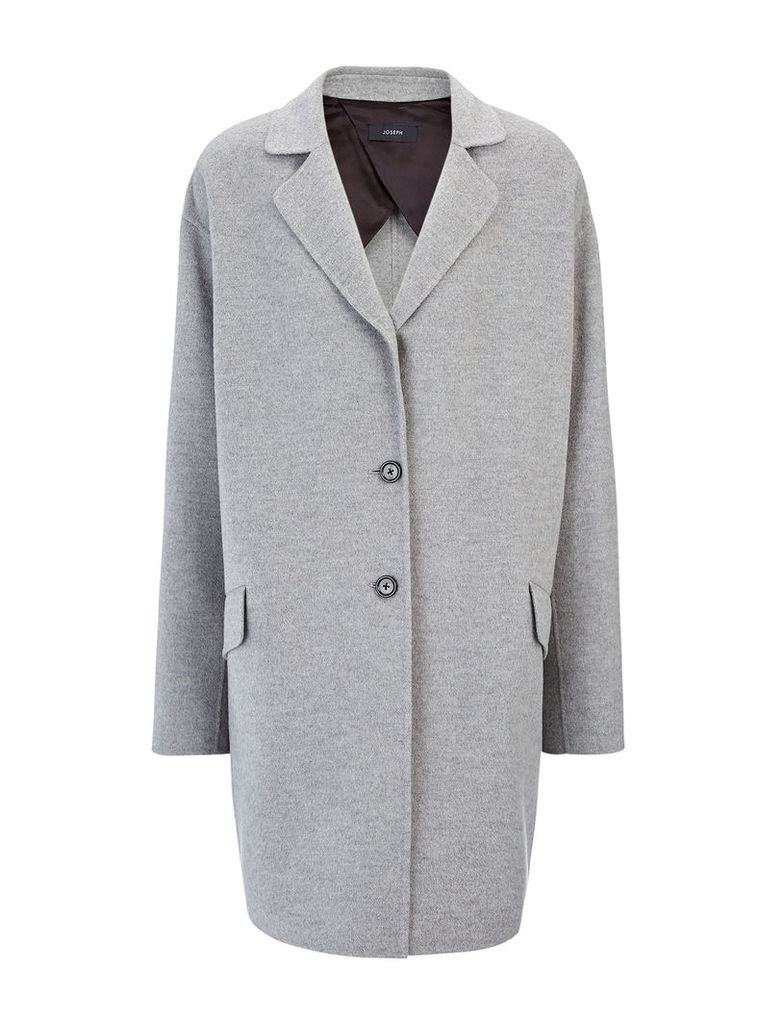Light Double Cashmere Sido Short Coat