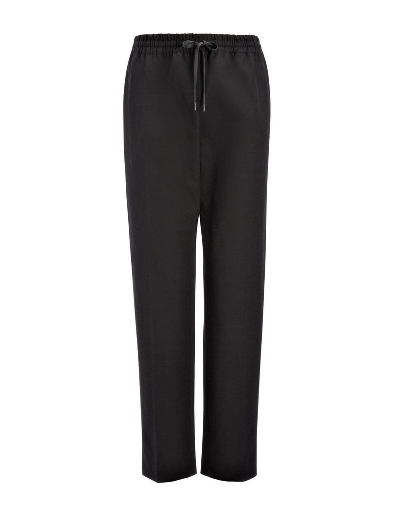 Gabardine Stretch Louna Trouser