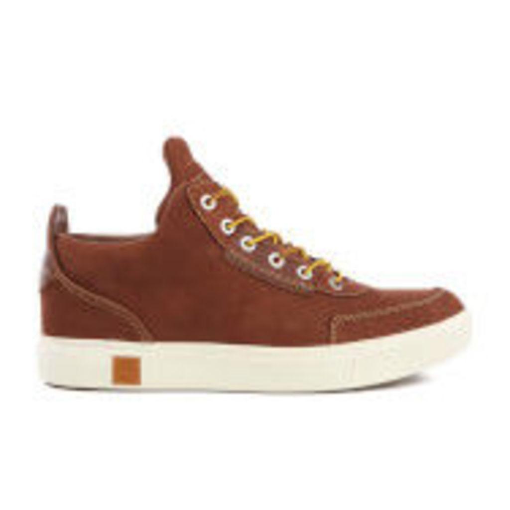 Timberland Men's Amherst Hi-Top Chukka Boots - Sahara - UK 10