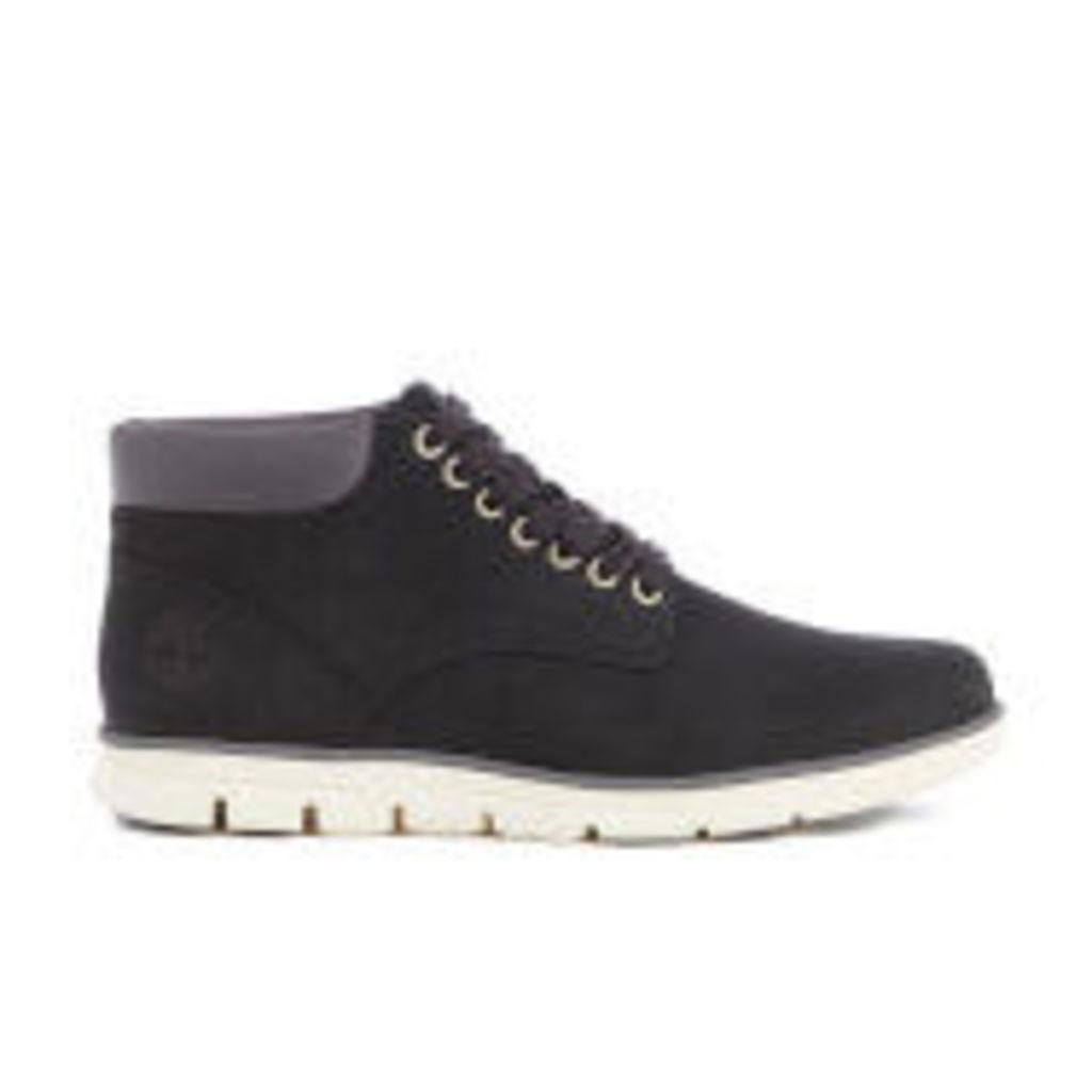 Timberland Men's Bradstreet Leather Chukka Boots - Black - UK 8