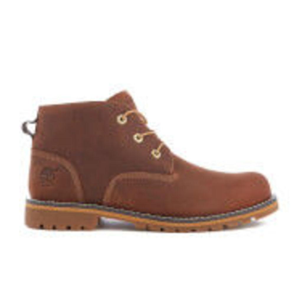 Timberland Men's Larchmont WP Chukka Boots - Glazed Ginger - UK 10