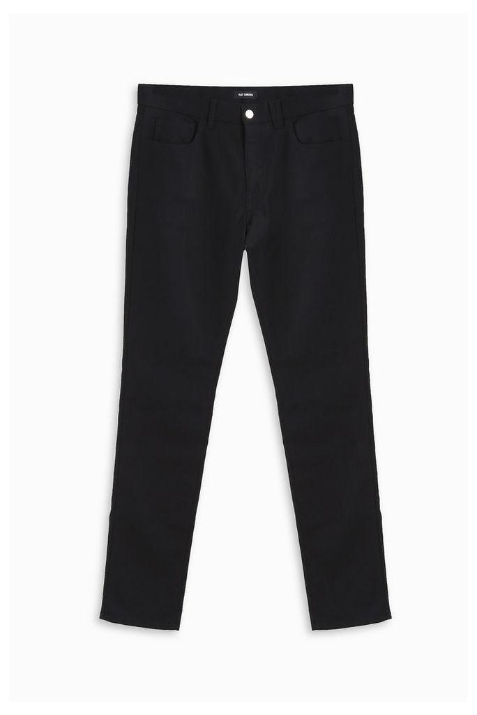 Raf Simons Men`s Slim Fit Denim Trousers Boutique1