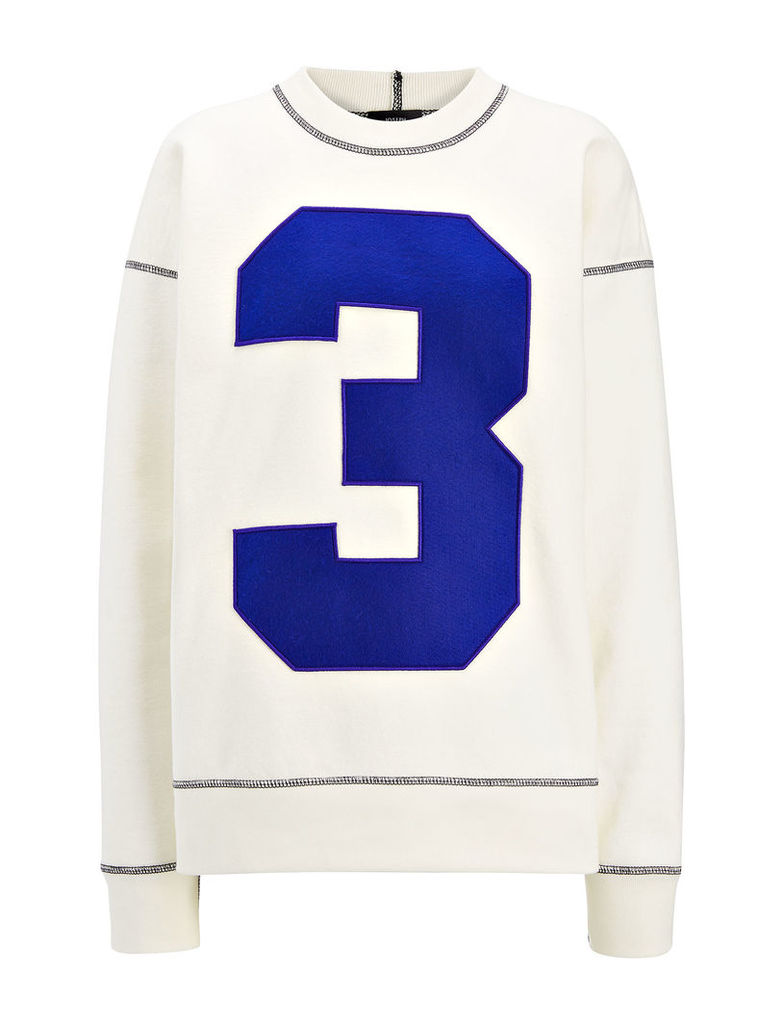 Heavy Loopback Jersey Sweatshirt