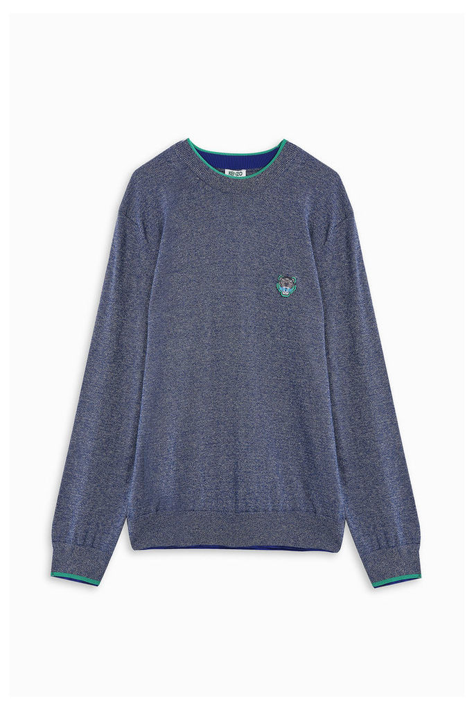 Kenzo Men`s Knit Tiger Sweater Boutique1