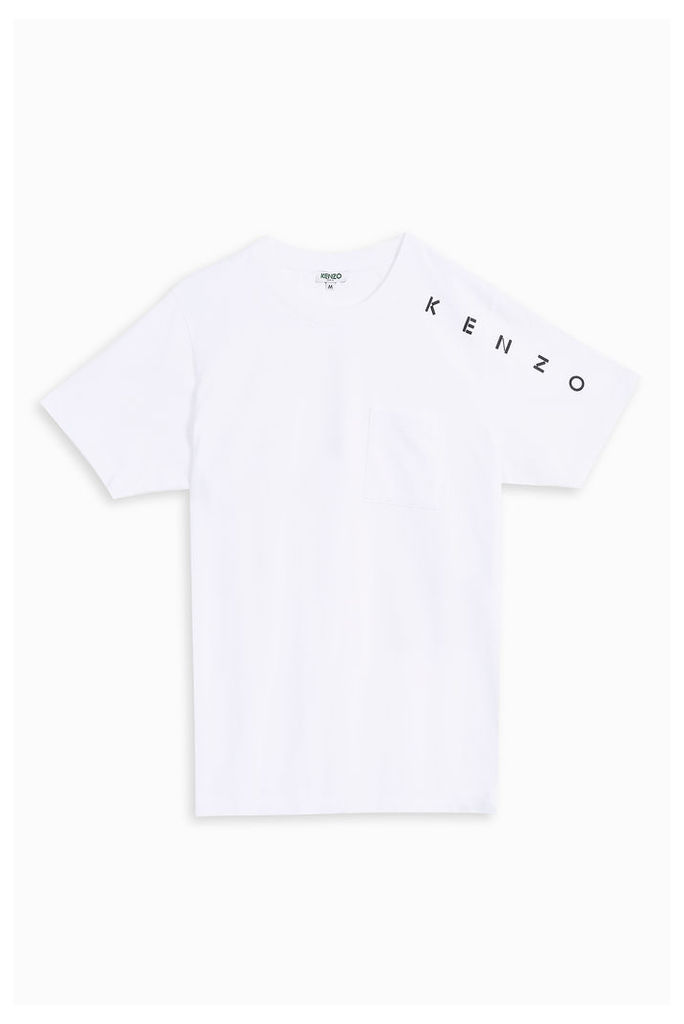 Kenzo Men`s Box Sleeve T-shirt Boutique1
