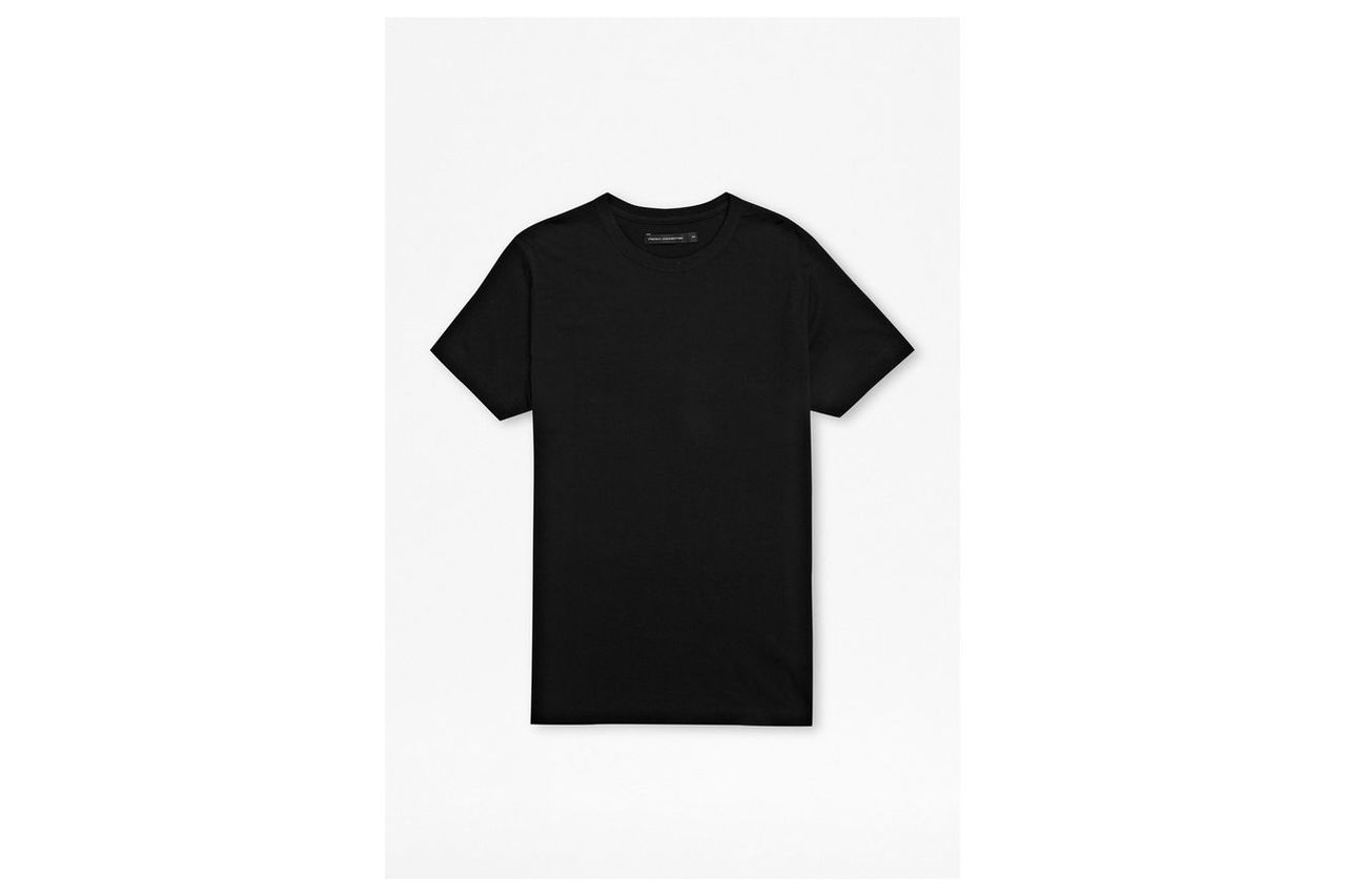 Classic Cotton T-Shirt - black