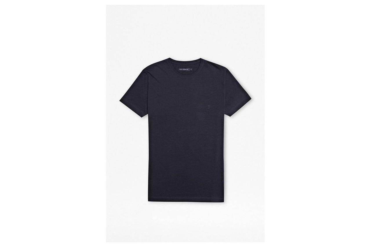 Classic Cotton T-Shirt - marine blue