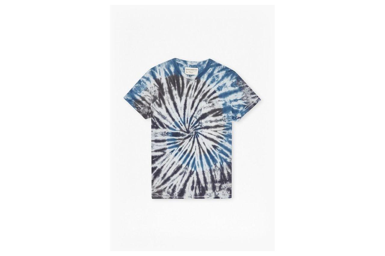 Tie Dye Highway T-Shirt  - blue nights
