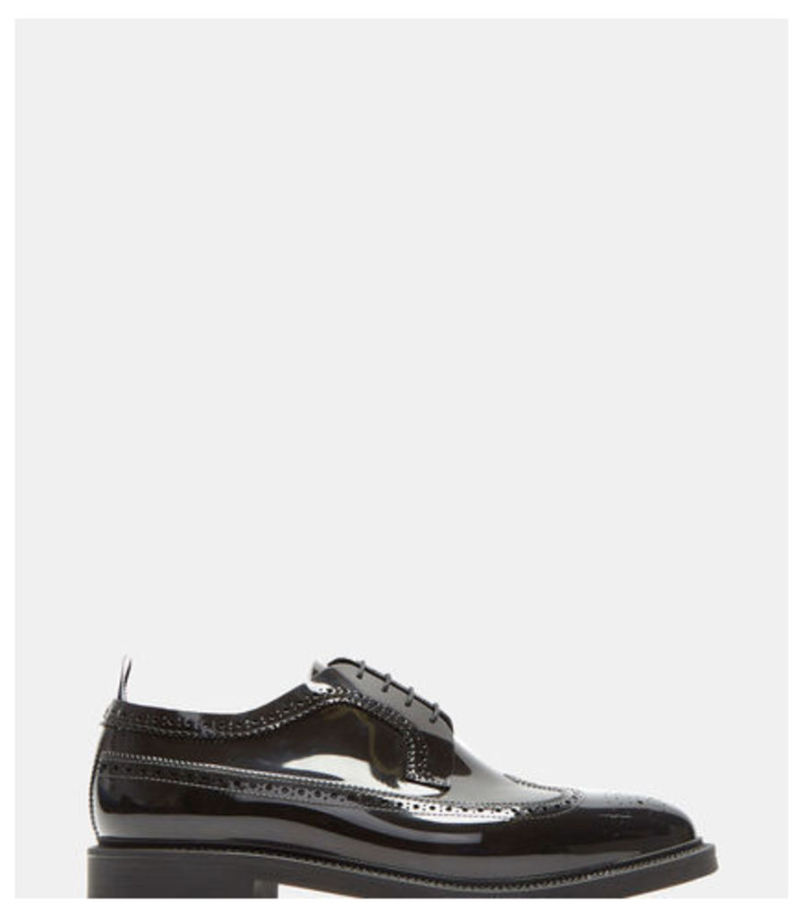 Rubber Brogue Shoes