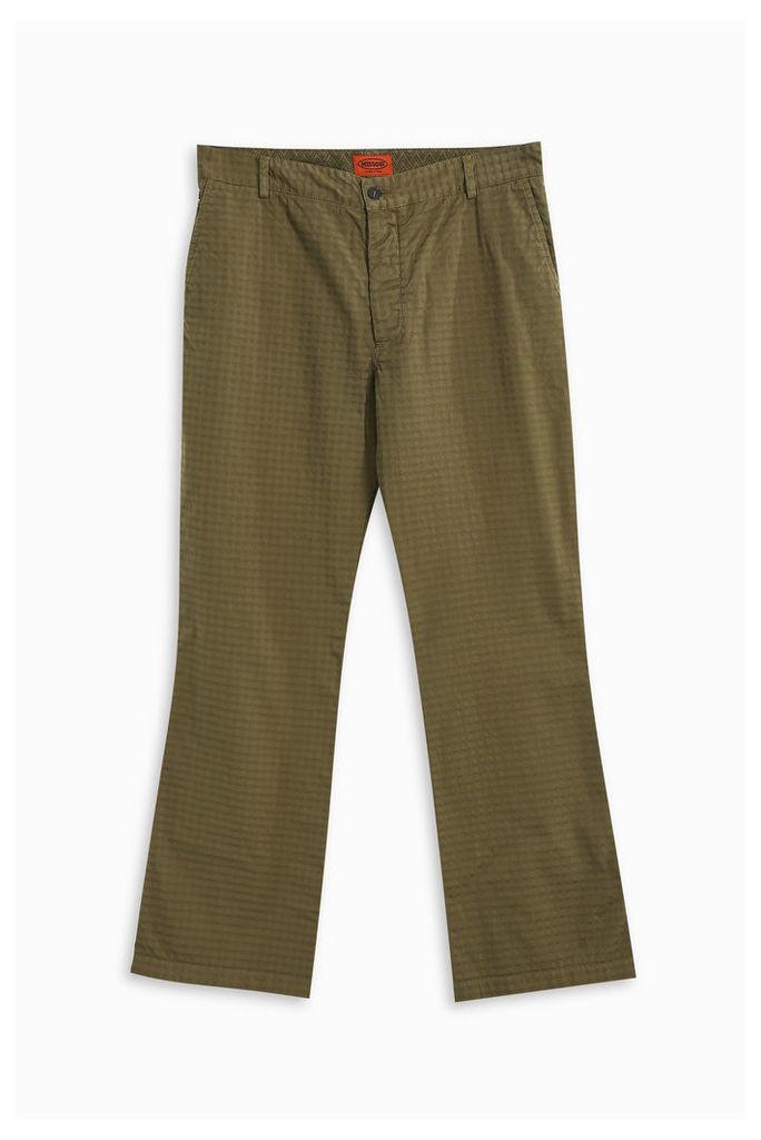 Missoni Men`s Jacquard Trousers Boutique1