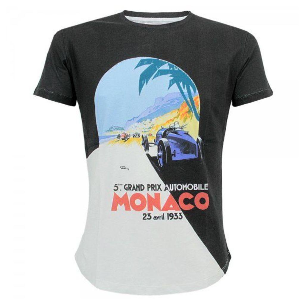 Orlebar Brown Tommy Illustration Monaco 1933 T-Shirt