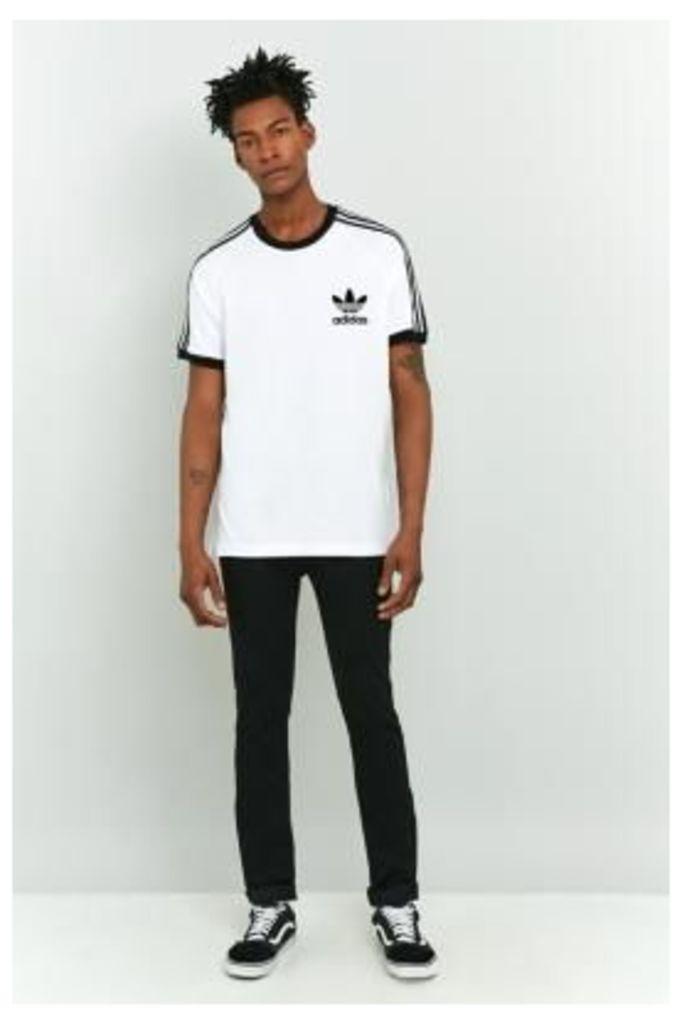 Levi's 501 Black Punk Skinny Jeans, BLACK
