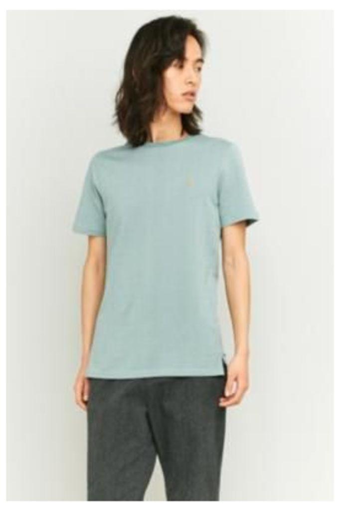 Farah Lawrence Jade Textured T-shirt, TURQUOISE