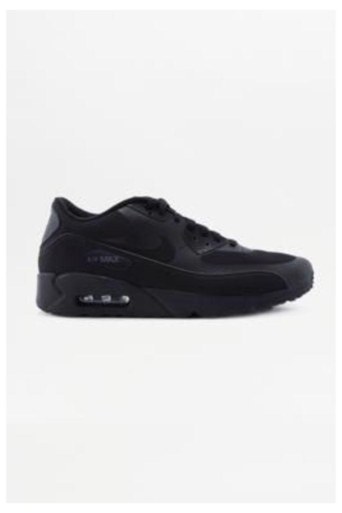 Nike Air Max 90 Ultra 2.0 Triple Black Trainers, BLACK