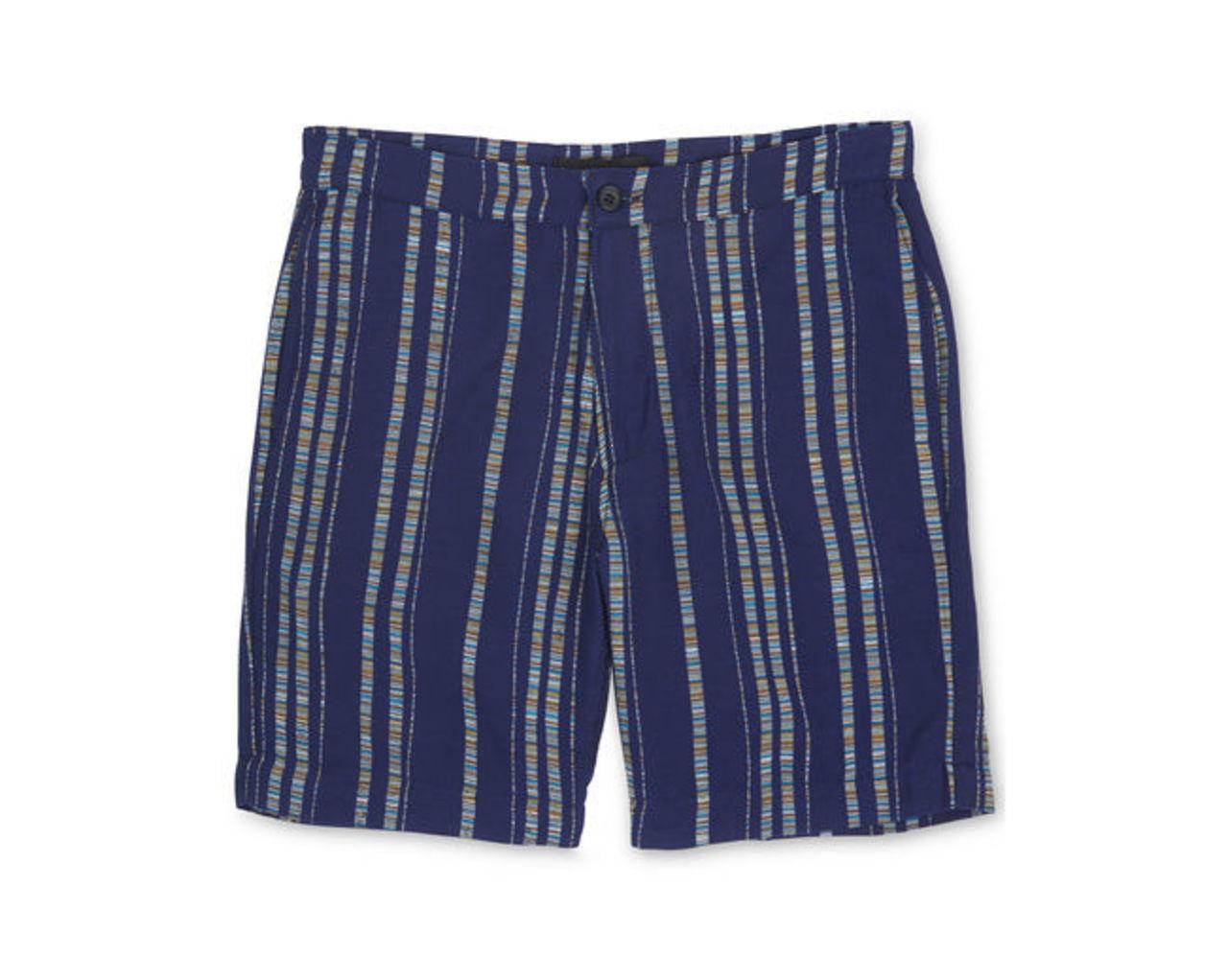 Stripe Weave Shorts