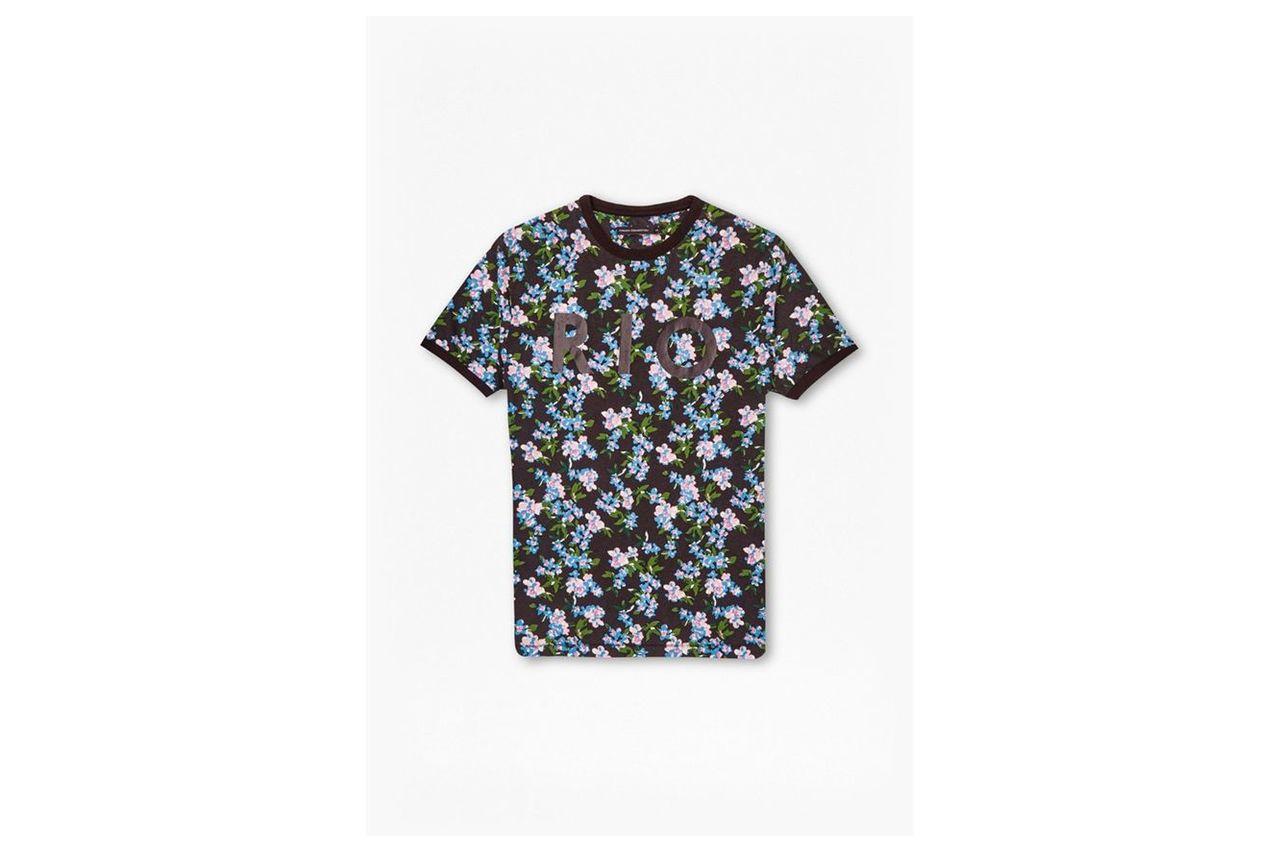 Hippo Drome Marlon T-Shirt - black