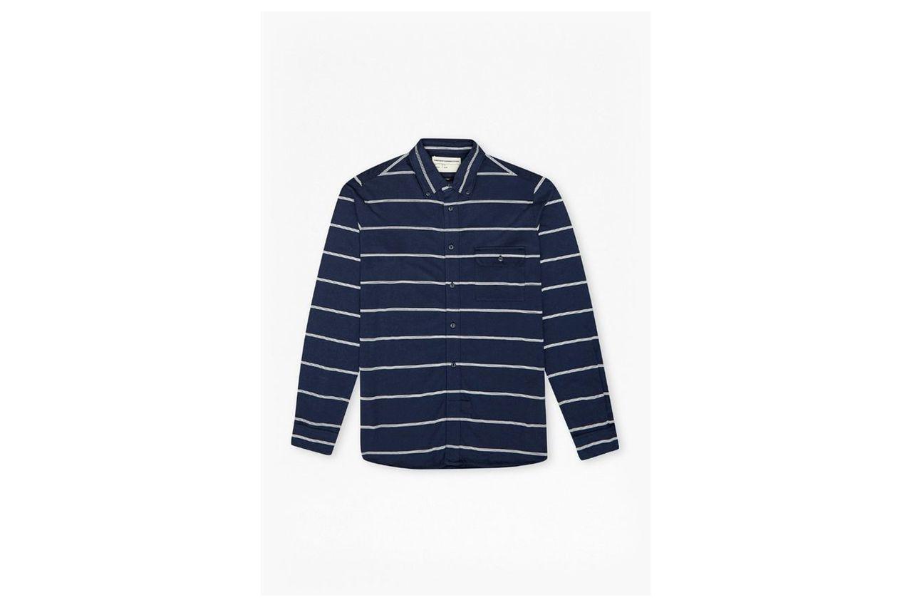 S16 Power Lines Jersey Shirt  - marine blue/ white