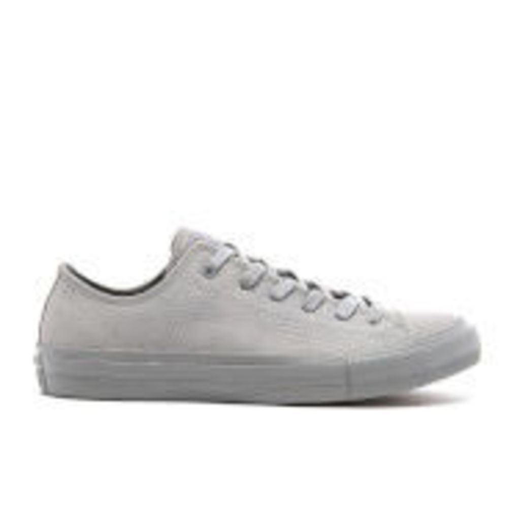Converse Men's Chuck Taylor All Star II Ox Trainers - Dolphin/Gum - UK 8