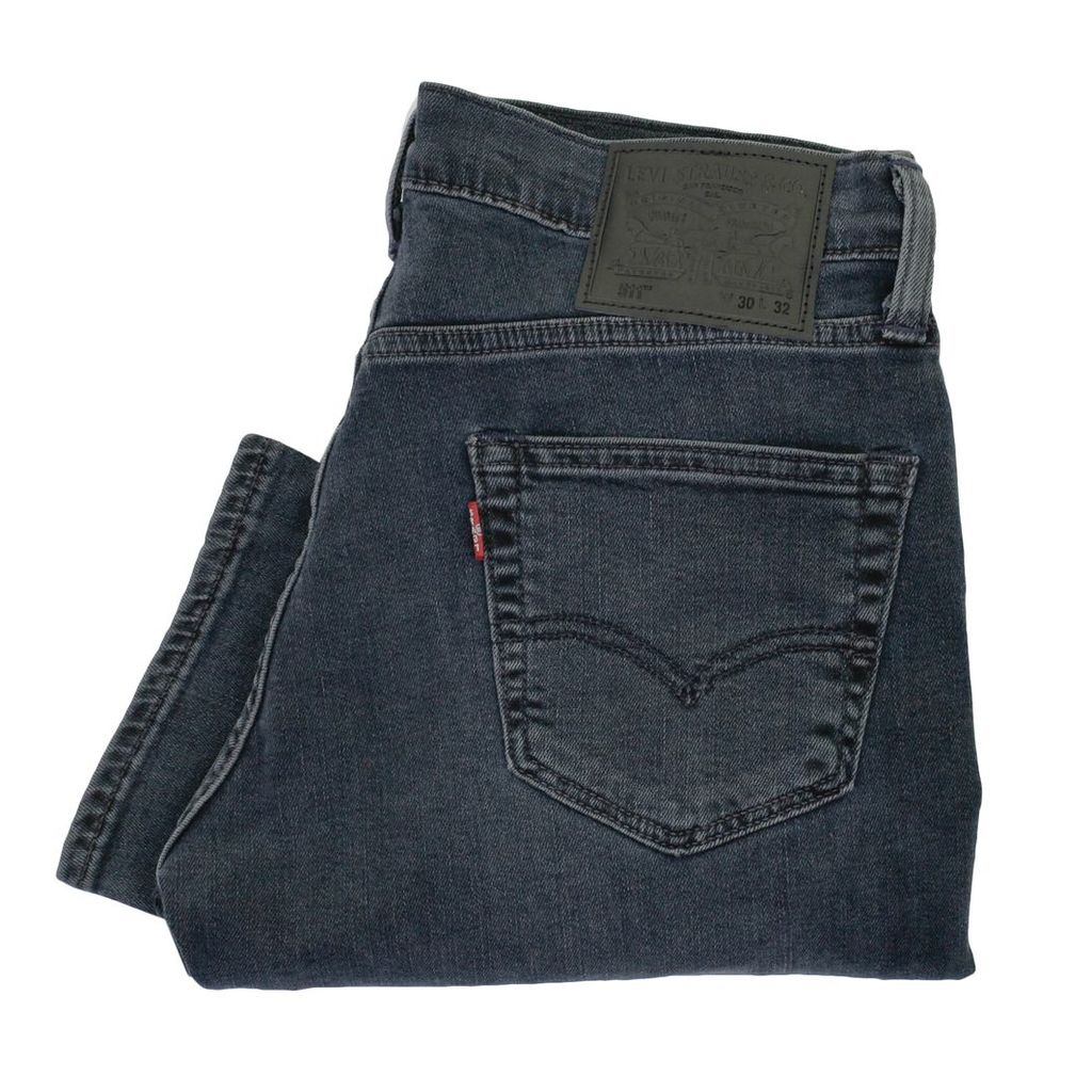 Levis 511 Navy Slim Fit Jeans 045112090
