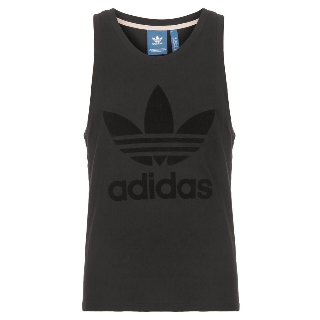 Adidas Originals Tonal Black Tank Top CF5322