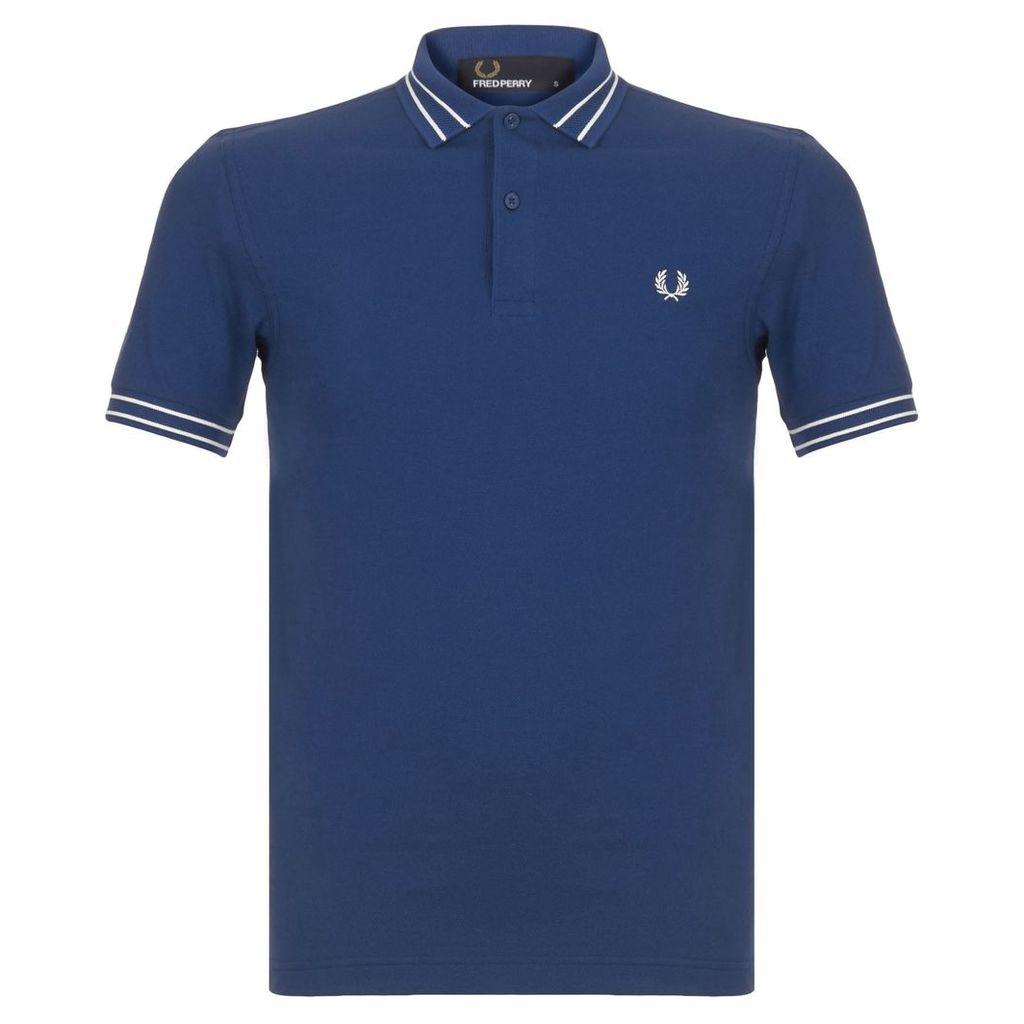 Fred Perry M1500 Royal Blue Pique Polo Shirt