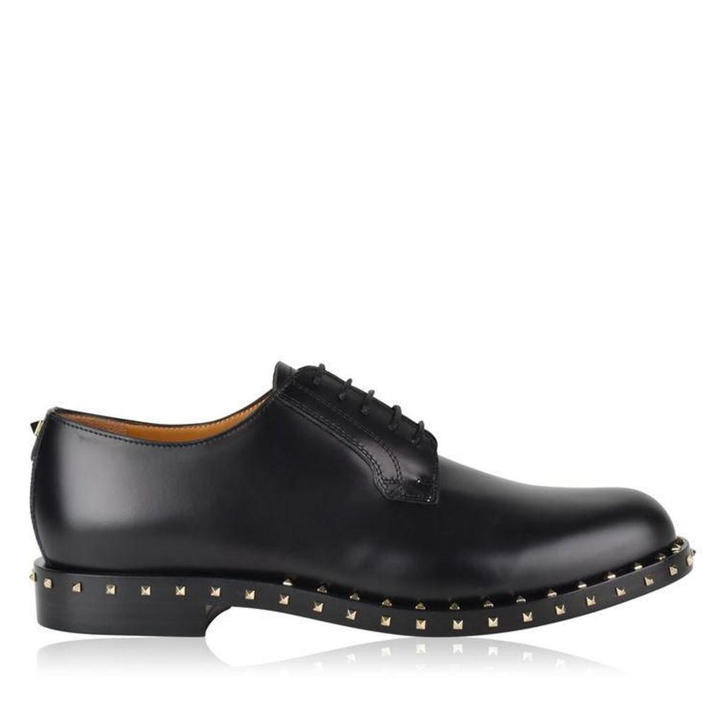 VALENTINO Rockstud Derby Shoes