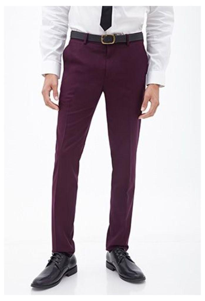 Classic Woven Dress Pants