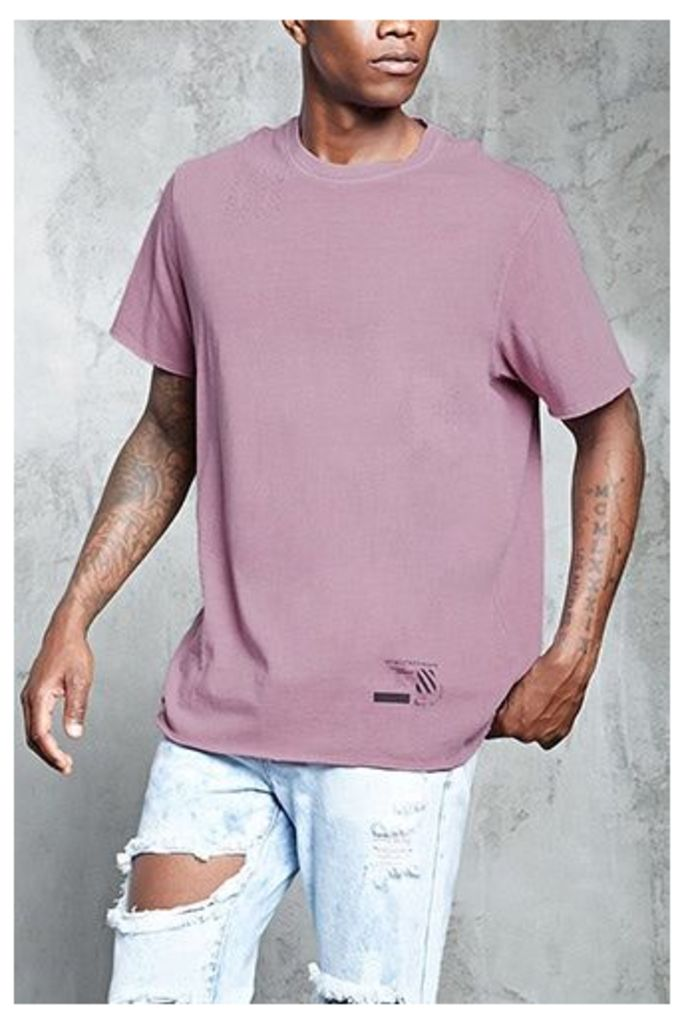 The Is The End Distressed Tee