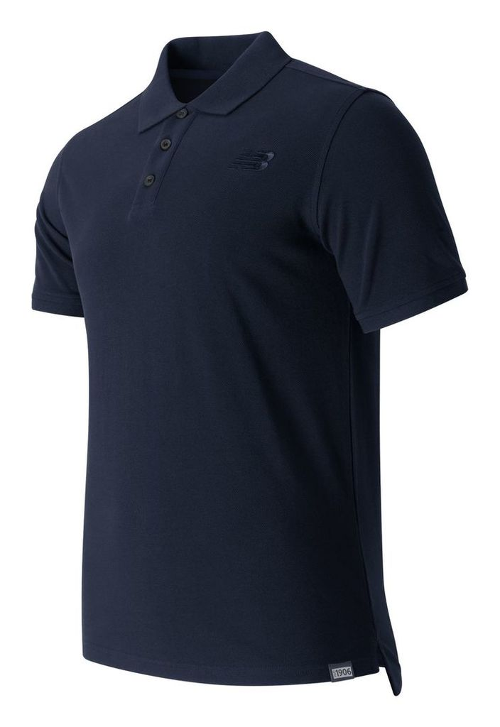 New Balance Classic Polo Men's Apparel Outlet MT63553NV