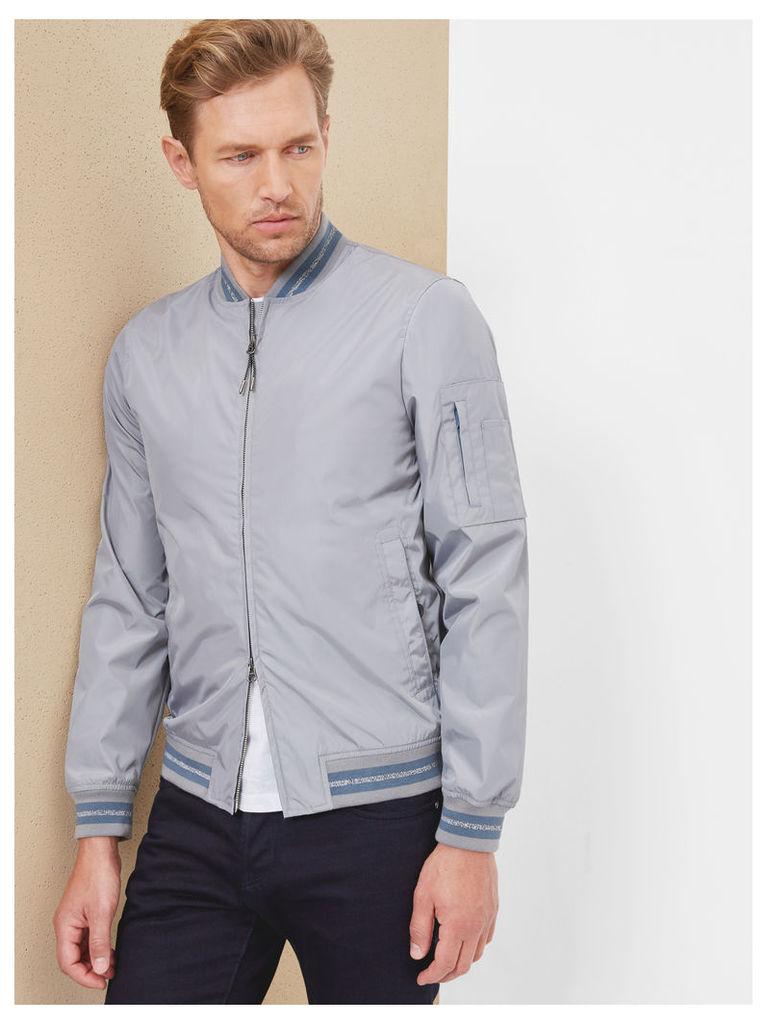 Ted Baker Bomber jacket Light Grey