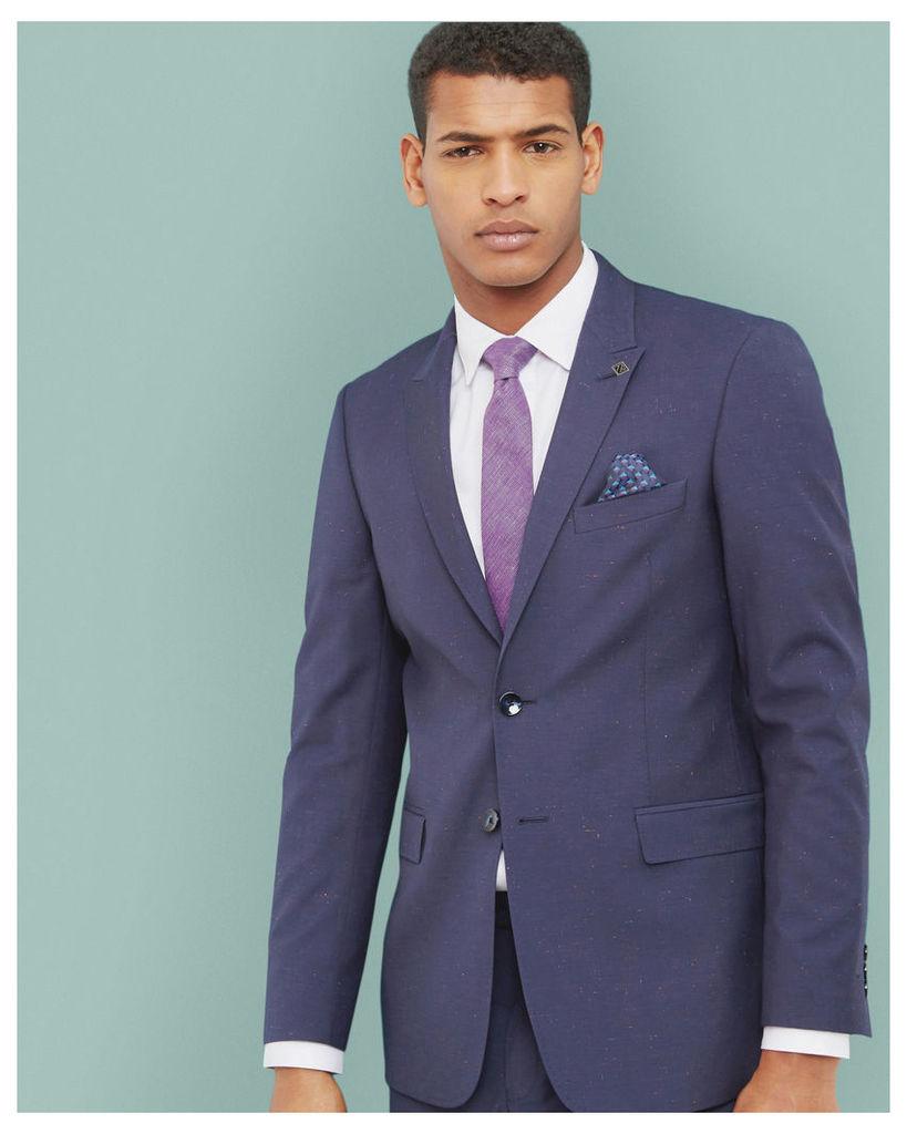 Ted Baker Debonair wool jacket Blue