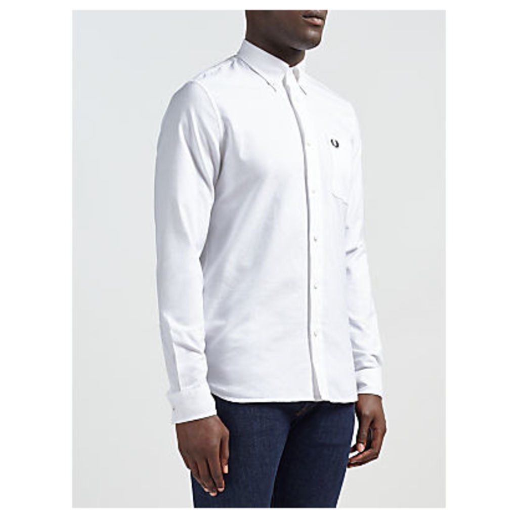 Fred Perry Long Sleeve Classic Oxford Shirt