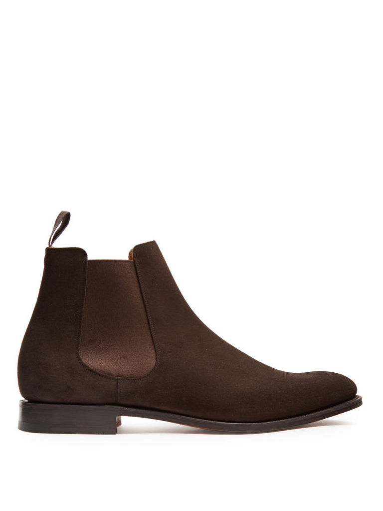 Houston superbuck chelsea boots