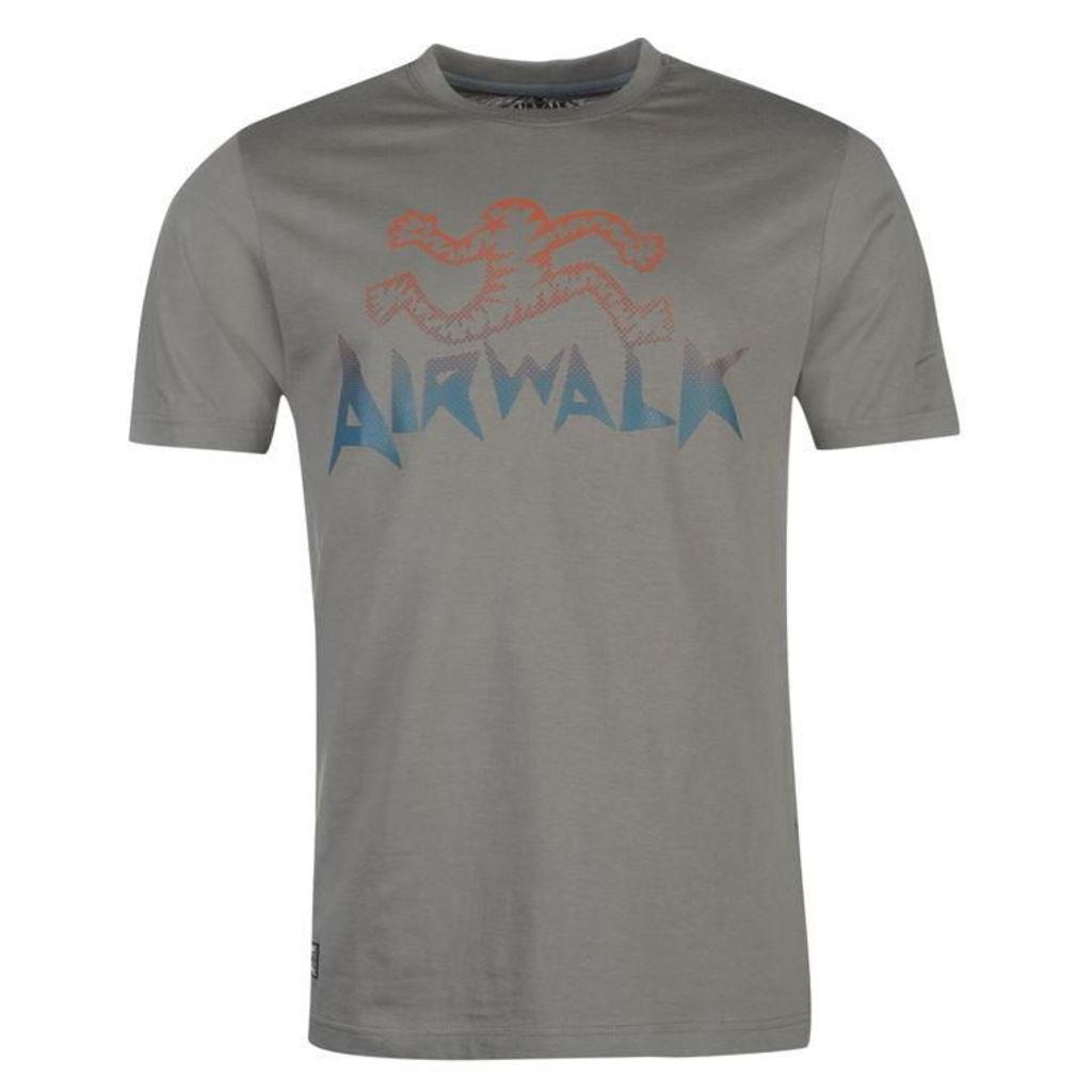 Airwalk Logo T Shirt Mens