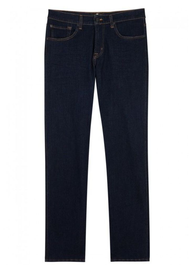 7 For All Mankind Slimmy Luxe Performance Slim-leg Jeans - Size W31