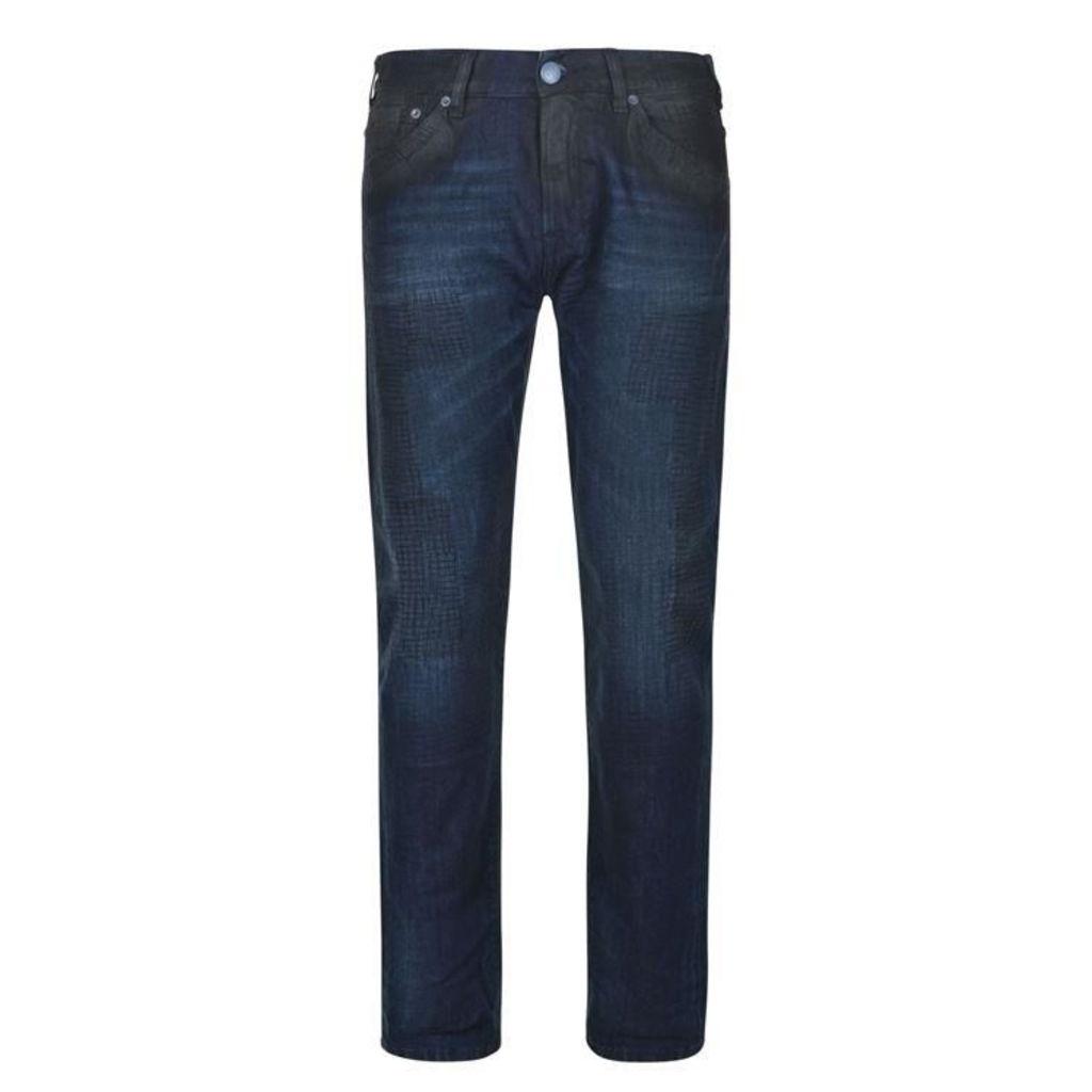 SCOTCH AND SODA Stitched Jeans