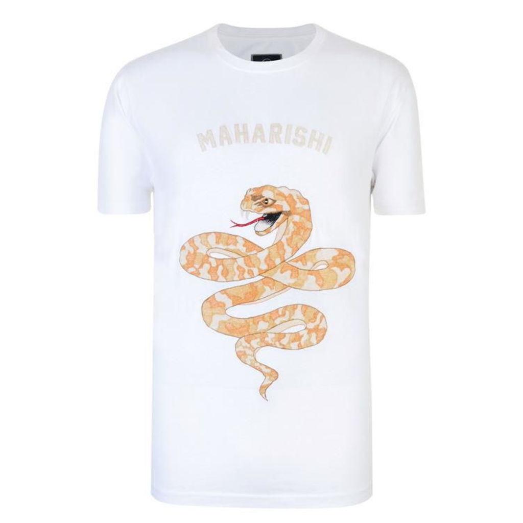 MAHARISHI Madder T Shirt