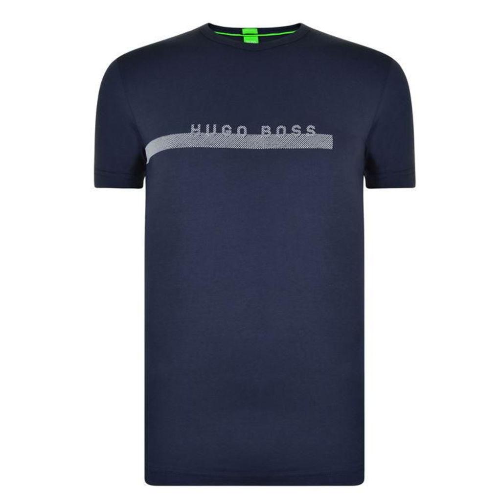 BOSS GREEN M Tee T Shirt