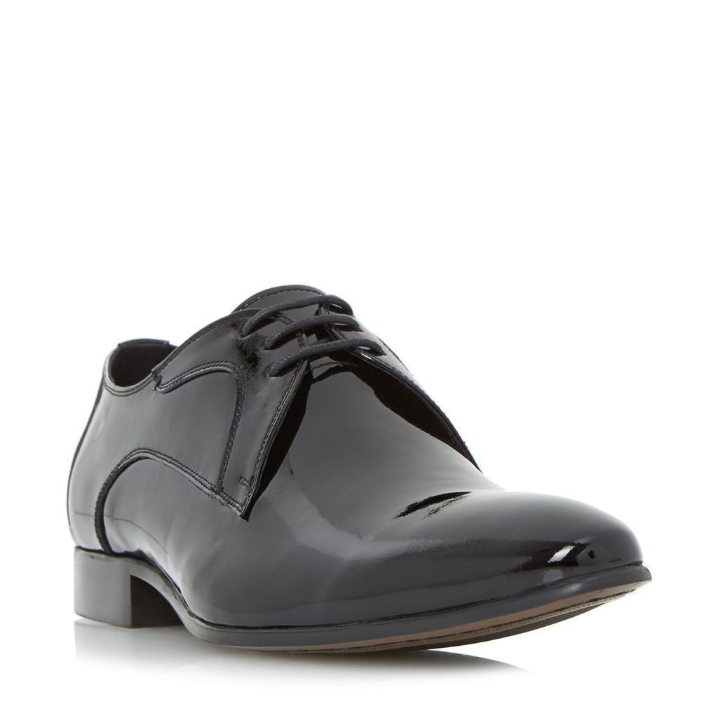 Runner Patent Pointed Toe Gibson Shoe