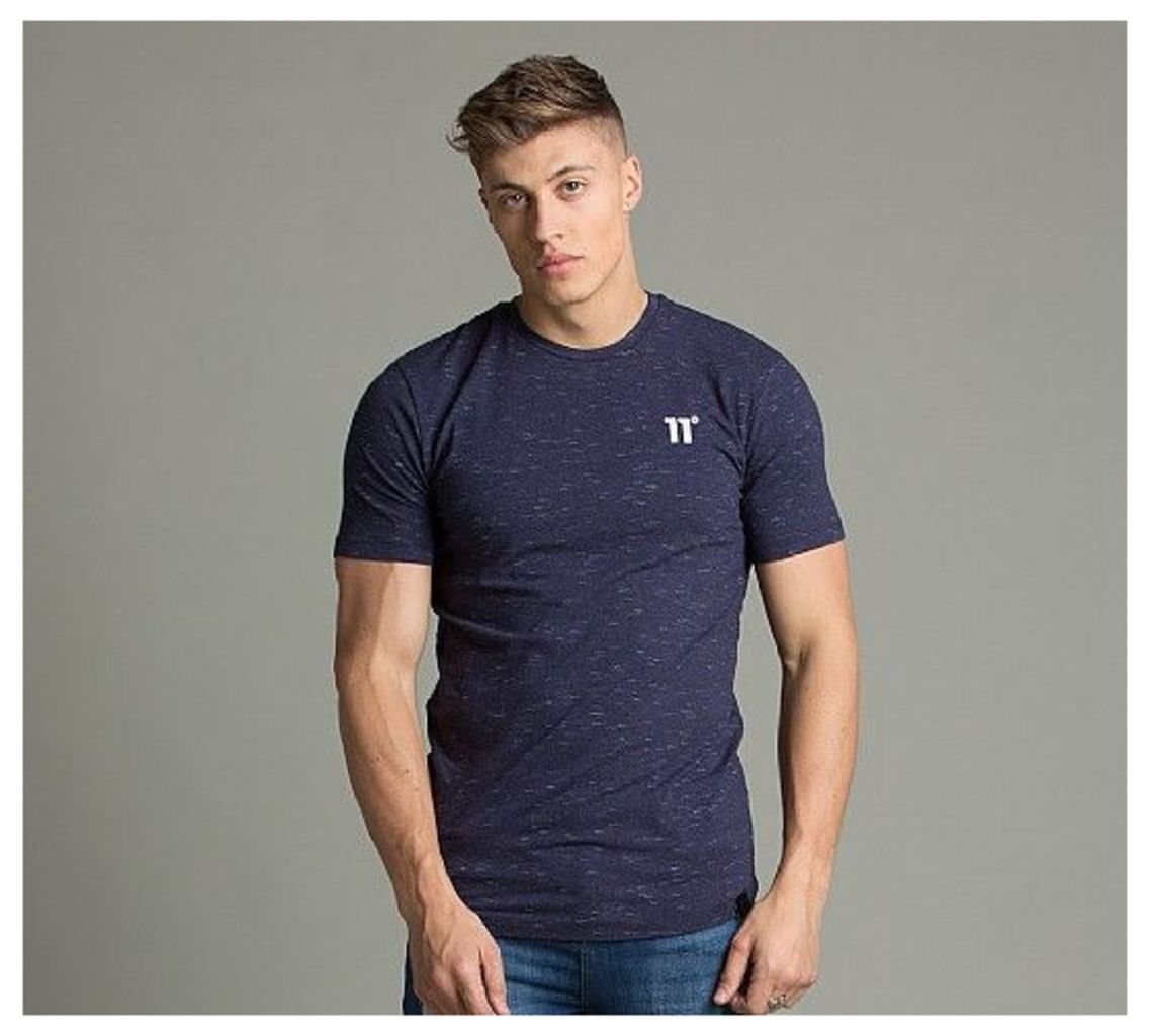 Composite Short Sleeved Fleck T-Shirt