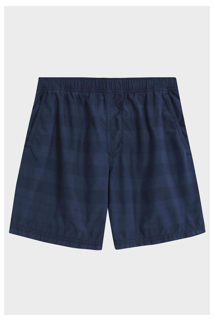 Stone Island Men`s Stripe Swim Shorts Boutique1