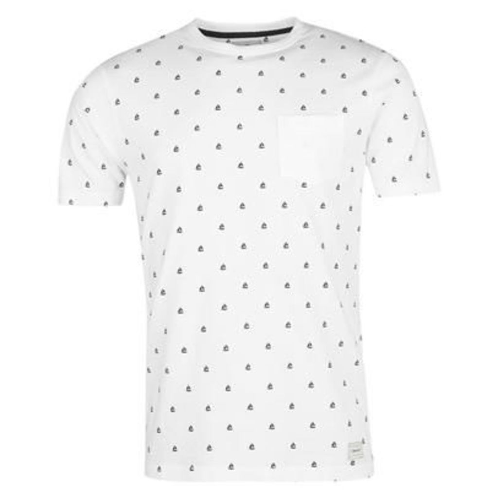 SoulCal Deluxe Boat Print T Shirt